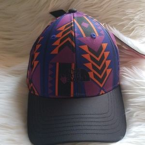 The North Face Iconic Rage Collection Purple Hat